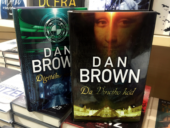 Dan Brown Da Vinciho kód