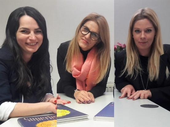950b679b6a606 Tri ženy, ktoré vzdelávajú Slovensko vďaka úspešnej franšíze Berlitz ...