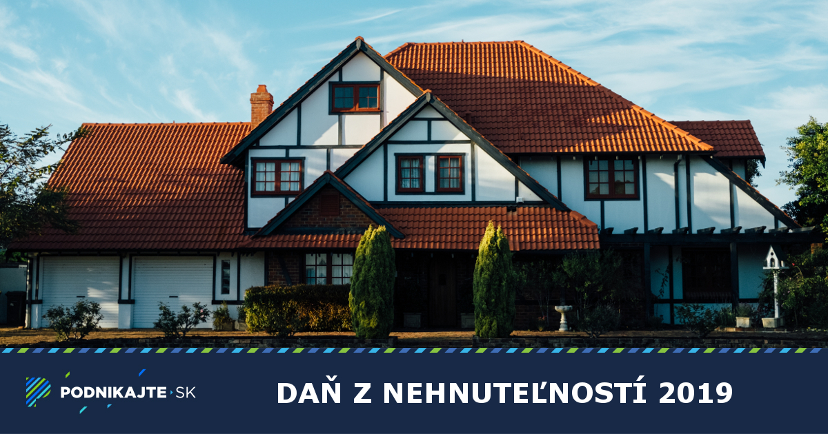Dátumové údaje obdobia domy